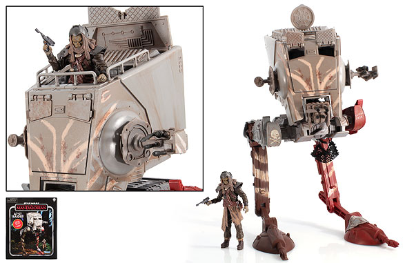 AT-ST Raider - The Vintage Collection
