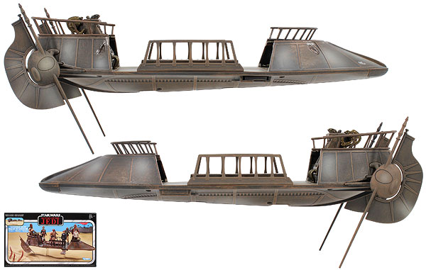 Tatooine Skiff - The Vintage Collection