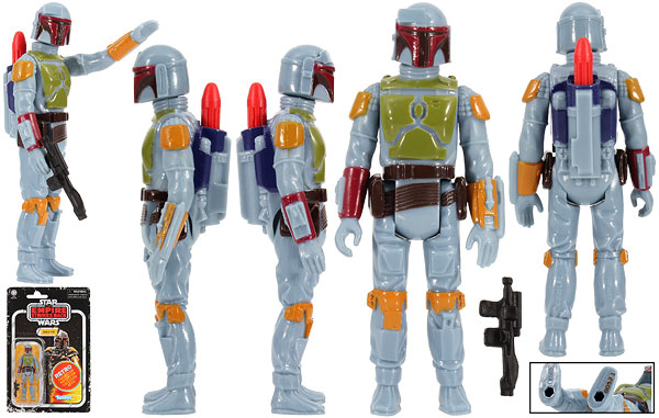 Boba Fett - Retro Collection