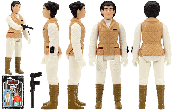 Leia (Hoth) - Retro Collection