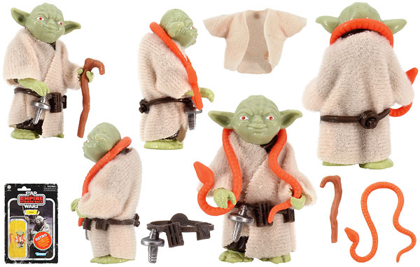 Yoda - Retro Collection
