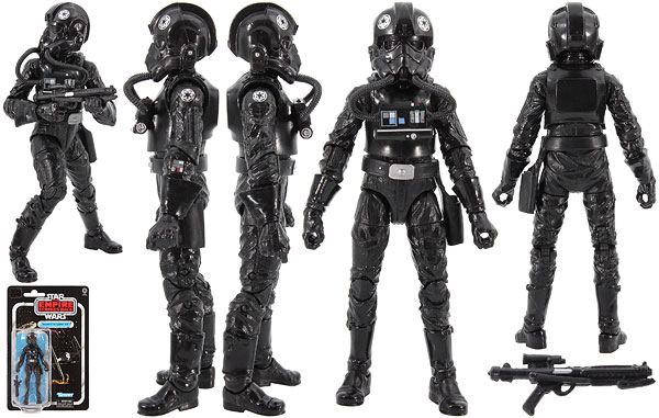 Imperial Tie Fighter Pilot - TBS [TESB40]