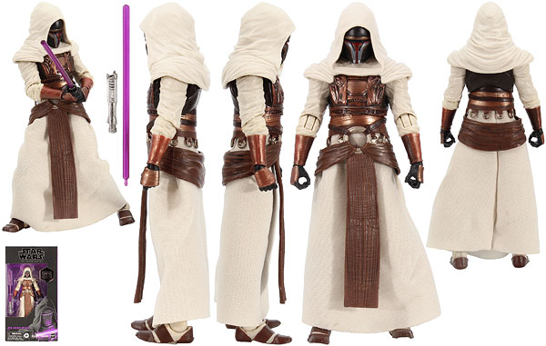 Jedi Knight Revan (Gaming Greats) - The Black Series [Phase III]