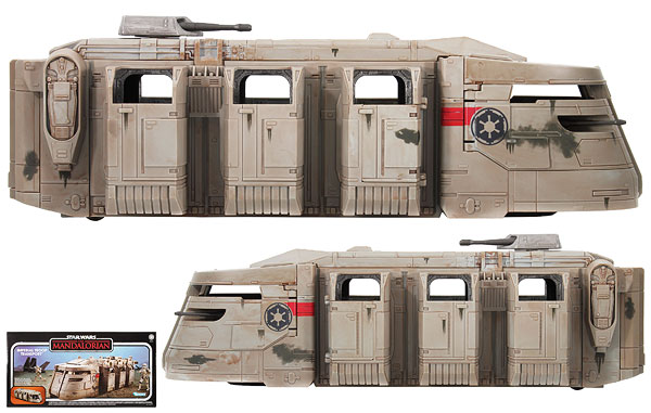 Imperial Troop Transport - The Vintage Collection