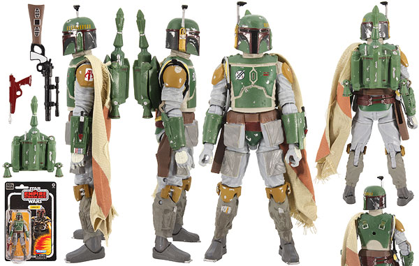 Boba Fett - The Black Series (The Empire Strikes Back 40th Anniversary)