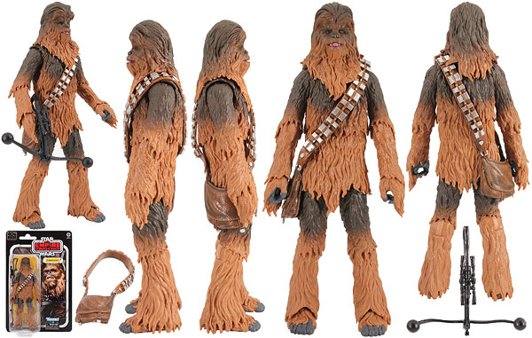 Chewbacca - The Black Series (The Empire Strikes Back 40th Anniversary)