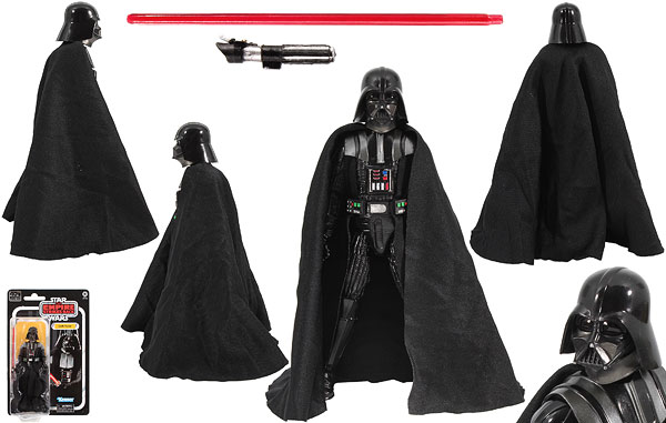 Darth Vader - The Black Series (The Empire Strikes Back 40th Anniversary)