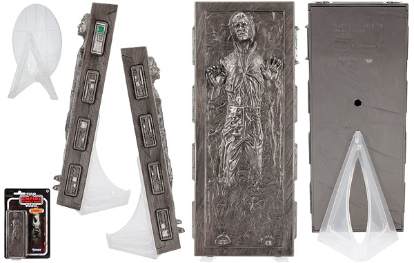 Han Solo (Carbonite) - The Black Series (The Empire Strikes Back 40th Anniversary)