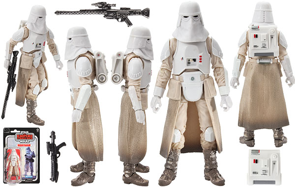 Imperial Snowtrooper (Hoth) - The Black Series (The Empire Strikes Back 40th Anniversary)