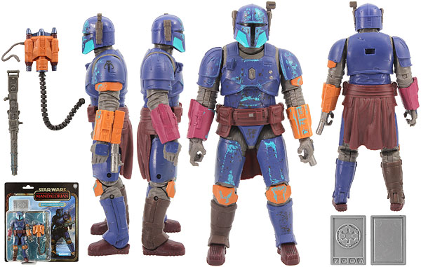 Heavy Infantry Mandalorian (Credit Collection) - The Black Series