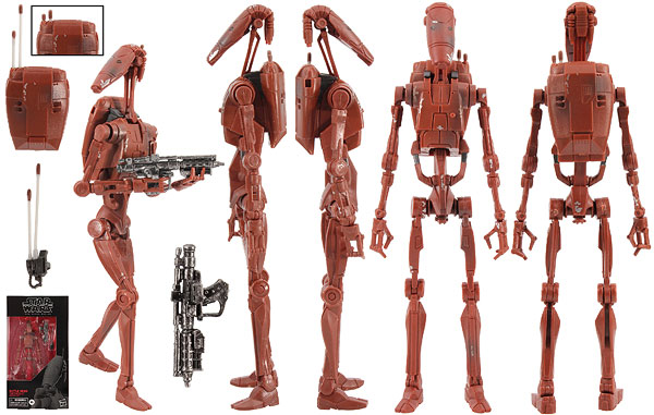 Battle Droid (Geonosis) (108) - The Black Series