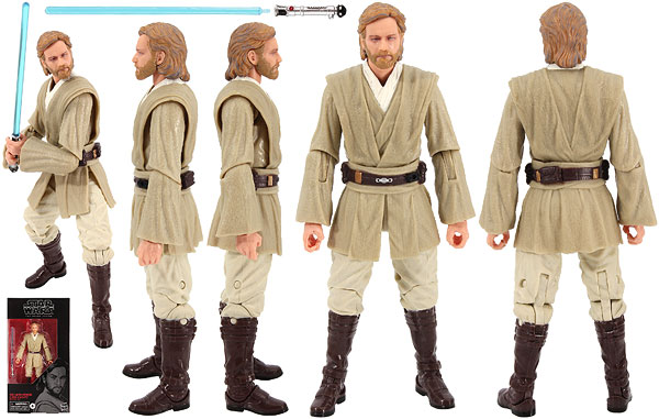 Obi-Wan Kenobi (Jedi Knight) - The Black Series