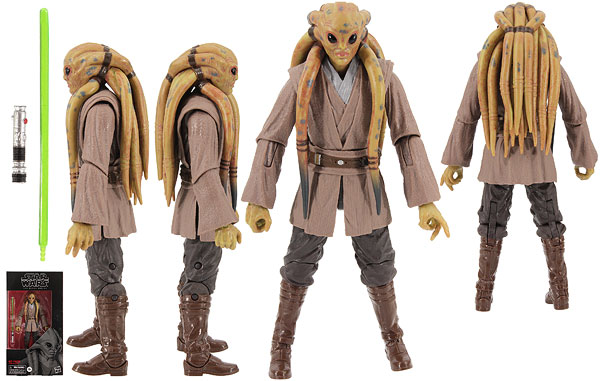 Kit Fisto (112) - The Black Series