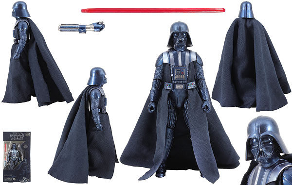 Darth Vader (Carbonized) - The Black Series
