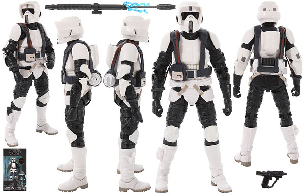 Scout Trooper (Gaming Greats) - The Black Series