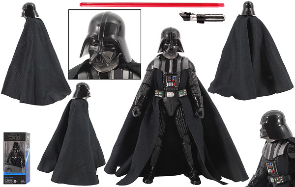 Darth Vader (TESB01) - The Black Series