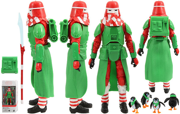 Snowtrooper (Holiday Edition) - The Black Series