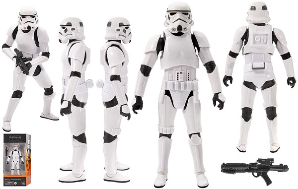 Imperial Stormtrooper - TM02 - The Black Series