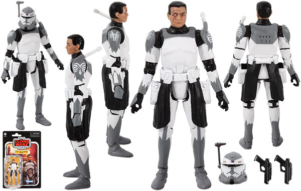 Clone Commander Wolffe (VC168) - The Vintage Collection