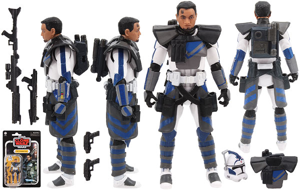 ARC Trooper Fives (VC172) - The Vintage Collection