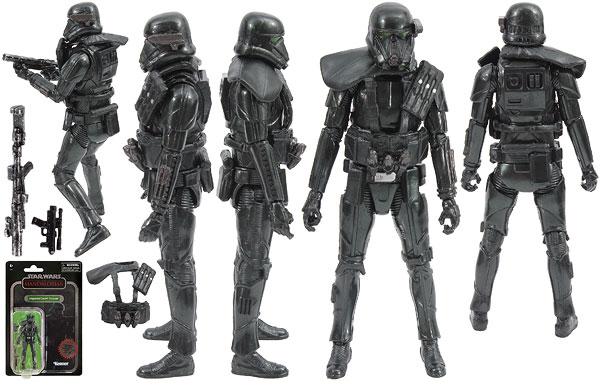 Imperial Death Trooper (Carbonized) - The Vintage Collection