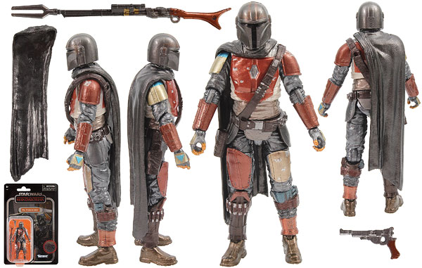 The Mandalorian (Carbonized) - The Vintage Collection