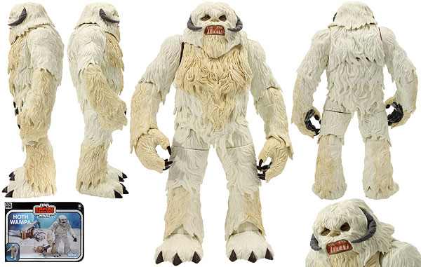 Hoth Wampa - The Black Series (The Empire Strikes Back 40th Anniversary)