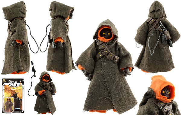 Jawa - The Black Series (Lucasfilm 50th Anniversary)