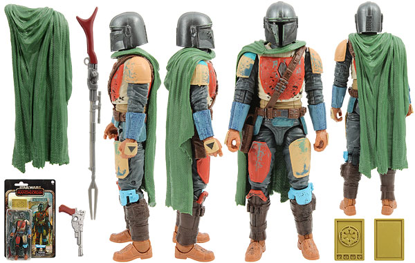 The Mandalorian (Credit Collection) - The Black Series
