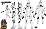 Clone Trooper (Super Articulated!) - Hasbro - Revenge of the Sith (2005)