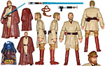 Obi-Wan Kenobi (With Pilot Gear) - Hasbro - Revenge of the Sith (2005)