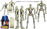 Grievous' Bodyguard (Battle Attack!) - Hasbro - ROTS (2005)