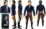 Han Solo (Rebel Captain: Bespin) - Sideshow Collectibles - 1:6 Scale Figures (2006)