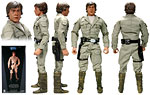 Luke Skywalker (Rebel Commander: Bespin) - Sideshow Collectibles - 1:6 Scale Figures (2007)