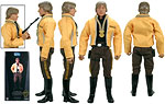Luke Skywalker (Rebel Hero: Yavin IV) (Celebration IV Exclusive) - Sideshow Collectibles - 1:6 Scale Figures (2007)