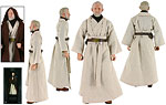 Obi-Wan Kenobi (Jedi Master) [Episode IV] - Sideshow Collectibles - 1:6 Scale Figures (2007)