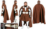 General Obi-Wan Kenobi (Jedi Master) - Sideshow Collectibles - 1:6 Scale Figures (2008)