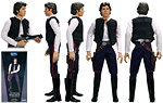 Han Solo (Smuggler: Tatooine) - Sideshow Collectibles - 1:6 Scale Figures (2008)