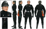 Commander Praji (Imperial Officer: Devastator) - Sideshow Collectibles - 1:6 Scale Figures (2008)
