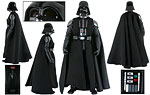 Darth Vader (Sith Lord) [Episode IV] - Sideshow Collectibles - 1:6 Scale Figures (2009)
