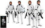 Luke Skywalker & Han Solo (Stormtrooper Disguise) (2009 SDCC)  - Sideshow Collectibles - 1:6 Scale Figures (2009)
