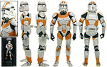 Republic Clone Trooper (212th Attack Battalion) - Sideshow Collectibles - 1:6 Scale Figures (2009)