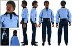 Lando Calrissian - Sideshow Collectibles - 1:6 Scale Figures (2009)