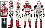 Imperial Shock Trooper - Sideshow Collectibles - 1:6 Scale Figures (2009)