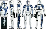 Stormtrooper Commander - Sideshow Collectibles - 1:6 Scale Figures (2009)