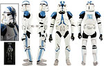 501st Legion Clone Trooper - Sideshow Collectibles - 1:6 Scale Figures (2010)