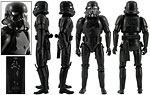 Blackhole Stormtrooper - Sideshow Collectibles - 1:6 Scale Figures (2010)