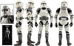 41st Elite Corps Clone Trooper (Coruscant) - Sideshow Collectibles - 1:6 Scale Figures (2010)