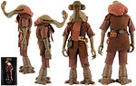 Momaw Nadon (Hammerhead) - Sideshow Collectibles - 1:6 Scale Figures (2011)