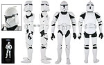 Republic Clone Trooper (Phase I Armor) - Sideshow Collectibles - 1:6 Scale Figures (2010)